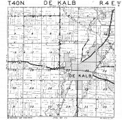 De Kalb Township, DeKalb County 1947